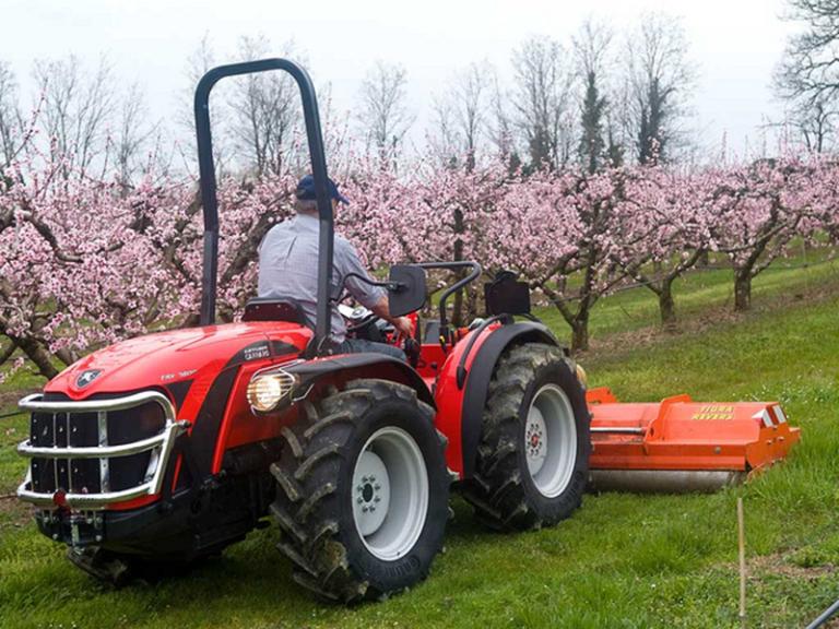 Vendita trattori new holland for Forum trattori carraro